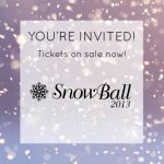 You're Invited to SnowBall 2013